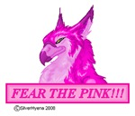 Fear the Pink!!! *Griffon*
