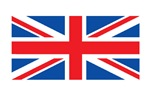 England Flags stickers and products