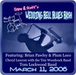 Wedding Bells Blues Bash