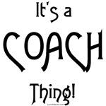 Hey, Coach!