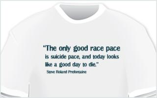 The Only Race Pace