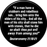 DEUTERONOMY 21:18-21 Gear