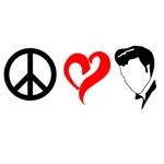 Peace, Love and Elvis