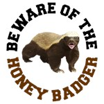 Honey Badger Beware
