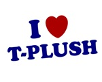 T-PLUSH T PLUSH SHIRT TEE NYGER MORGAN TONY PLUSH