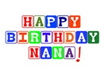Happy Birthday Nana