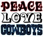 Peace Love Cowboys
