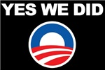 Yes We Did (Obama)