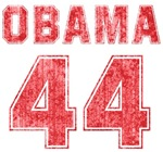 44th President (red vintage) 
