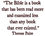Tom Paine quote