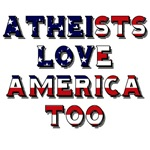 Atheists Love America Too