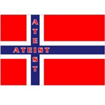 Norwegian Atheist Stuff