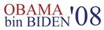 Obama bin Biden '08 Gear