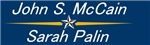 John S. McCain & Sarah Palin