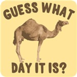 Guess What Day It Is T shirts