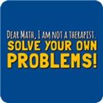 Dear Math T-shirts