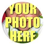 Personalized Circular Image
