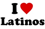 I Love [Heart] Latinos