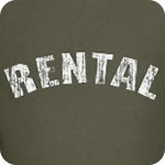 Rental T-Shirt