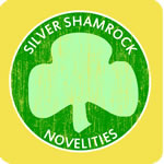 Silver Shamrock T-Shirt