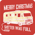 Merry Christmas, Shitter Was Full (Christmas Vacation)