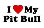 I Love My Pit Bull
