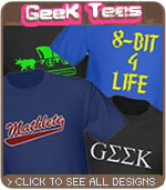 Geek T-Shirts