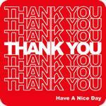 Thank You Bag T-Shirt
