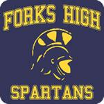 Forks High Spartans T-Shirt