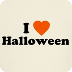 I Love [Heart] Halloween