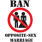 Ban Opposite-Sex Marriage