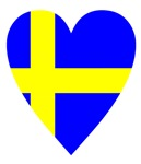 HEART FOR SWEDEN