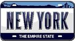 NEW YORK PLATE™