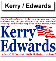 John Kerry / John Edwards Logo