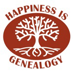 Happiness Is Genealogy