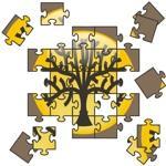 Family Tree Jigsaw Puzzle I