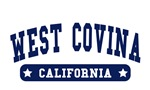 West Covina College Style