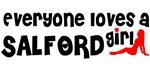 Everyone loves a Salford girl