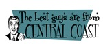 Best guys are from  Central Coast