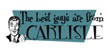 Best guys are from  Carlisle