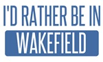 I'd rather be in Wakefield