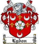 Lydon Coat of Arms, Family Crest