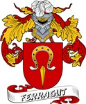 Ferragut Coat of Arms, Family Crest