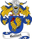 Gallart Coat of Arms, Family Crest