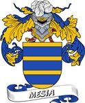 Mesia Coat of Arms, Family Crest