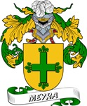 Meyra Coat of Arms, Family Crest