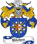 Vilches Coat of Arms, Family Crest