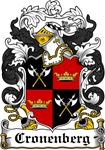 Cronenberg Coat of Arms, Family Crest