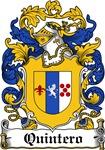 Quintero Coat of Arms, Family Crest