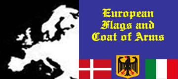 European Flags, Coats of Arms